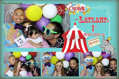 Laylani's 1st Birthday