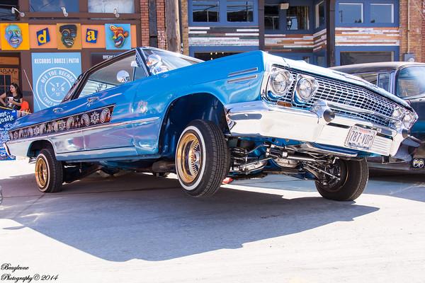 Invasion Car Show 2014