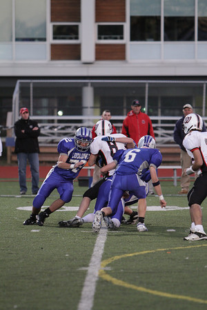FLHS: Warde Football at Ludlowe (JV)
