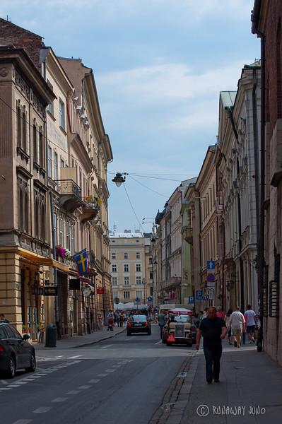 Krakow street