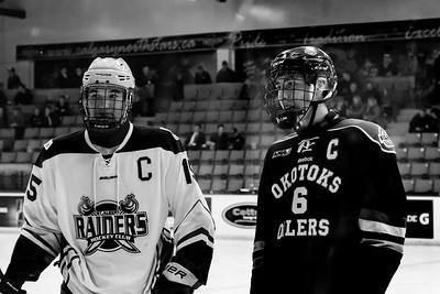Game 27 - Okotoks Oilers vs. St. Alberta Raiders