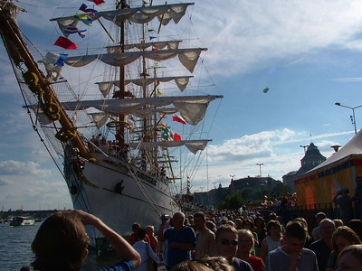 The Tall Ships' Races