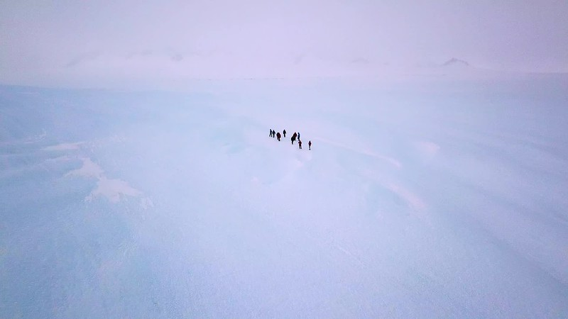 Antarctic Walk