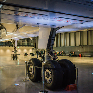Aerospace Bristol Museum - Concorde Mar '18