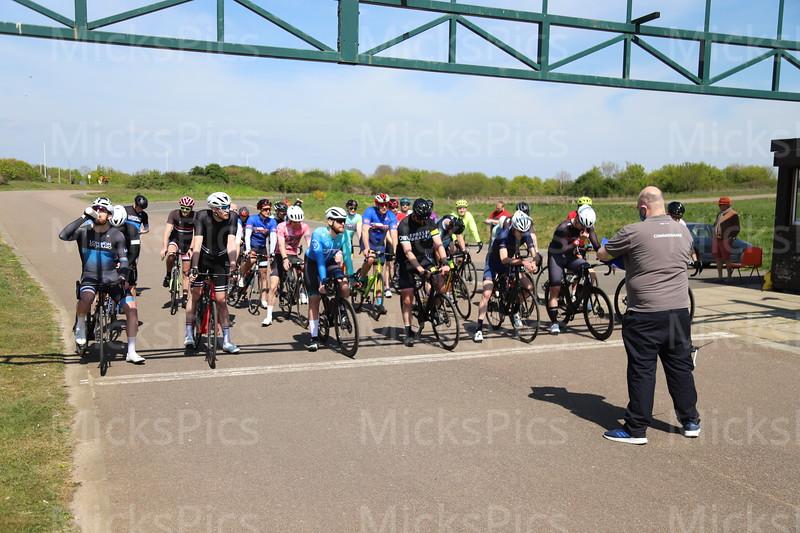 Westerley Spring Crit series Cat 4 race