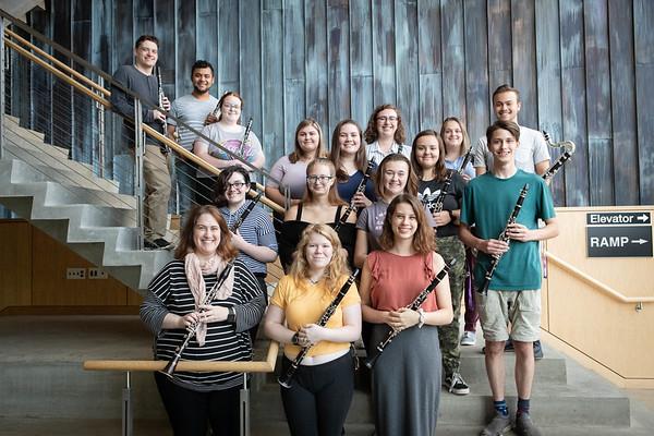 Clarinet Studio 2019