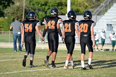 Granite Bay Grizzlies at Vacaville - Frosh 2017