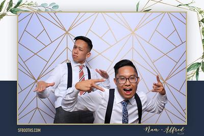 Nam & Alfred's Wedding - September 1, 2019