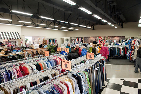 Regenerations (Thrift Shop) Open House