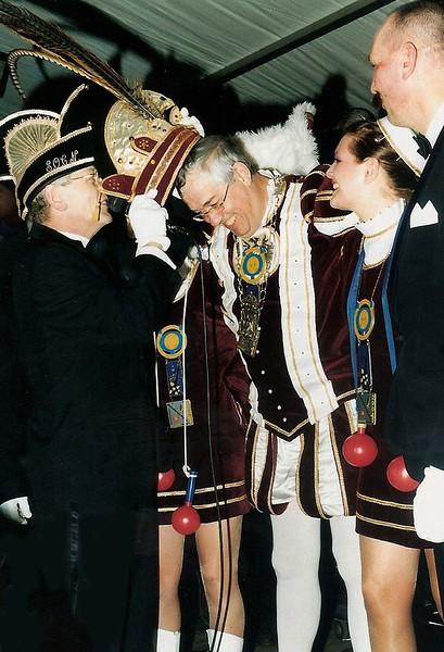 Ontluistering van het kabinet van Prins Stan den Eerste