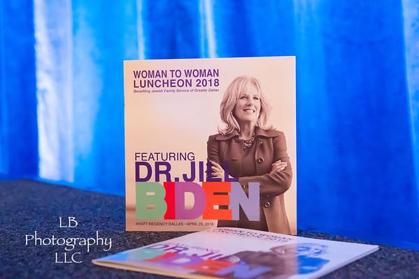 Women to Woman With Jill Biden