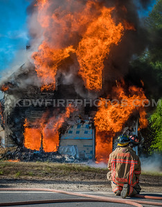 Auburn, NH Live Training Burn - 31 Manchester Rd - 6/9/19