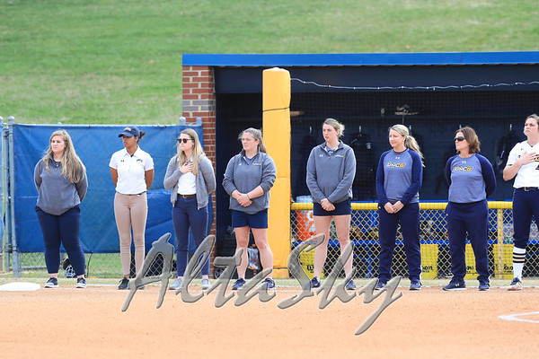 UNCG SOFTBALL VS AnT 03-13-2019