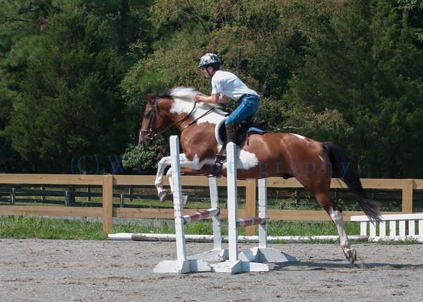 Pam's Jump Class 10-23-2011