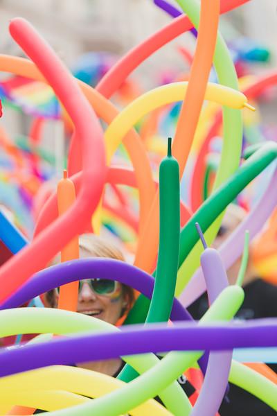 Stockholm Pride 2018 | 骄傲游行