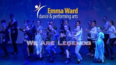 Emma Ward Dance & Performing Arts 'We Are Legends'