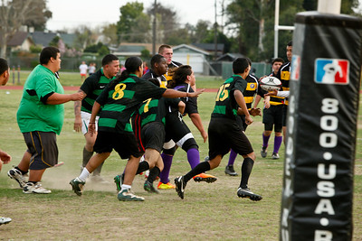 Fresno High Warriors Rugby 03152013