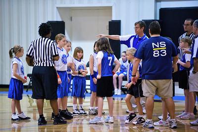 Grammar School Basketball-January 16, 2010