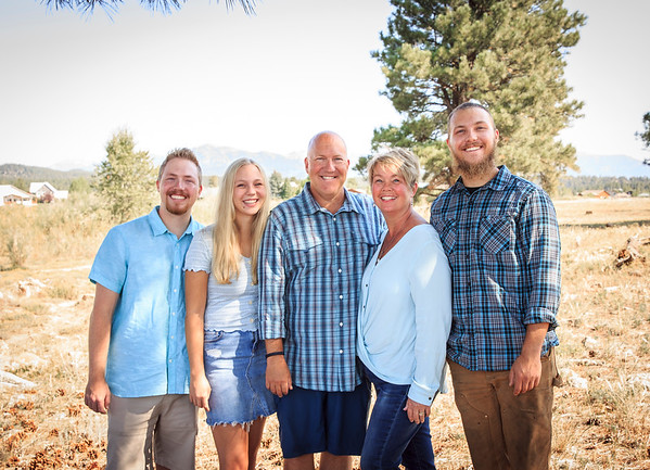 The Keuning Family | September 2020