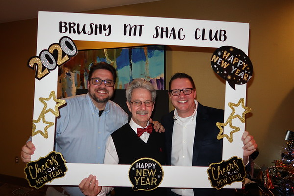 2019 December-New Years Eve Brushy Mountain Shag Club Party