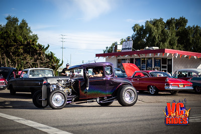 B & J Drive In Second Saturdays Cruise Nights 5-11-19