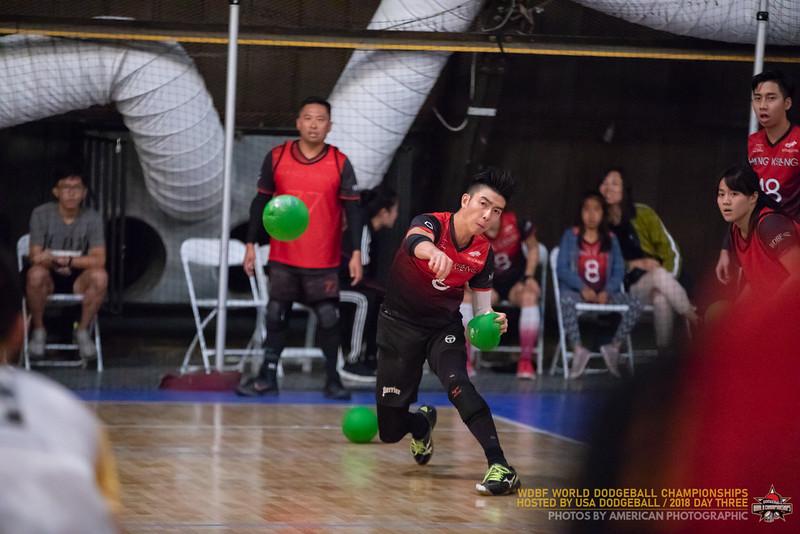 Dodgeball World Championships 2018 Day Three