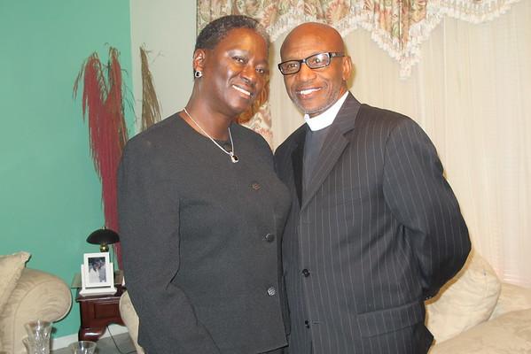 Ann & Amos Candid Pics