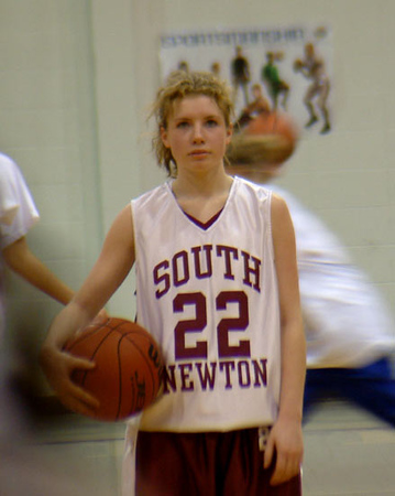 SNHS Girls Basketball vs NW 2006