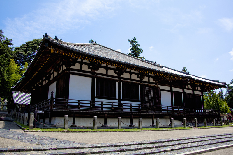 Sangatsu-do Hall