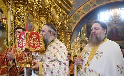 25/5/2019 Εορτή Αγίου Επιφανίου στην Ορθόδοξη Εκκλησία της Ουκρανίας