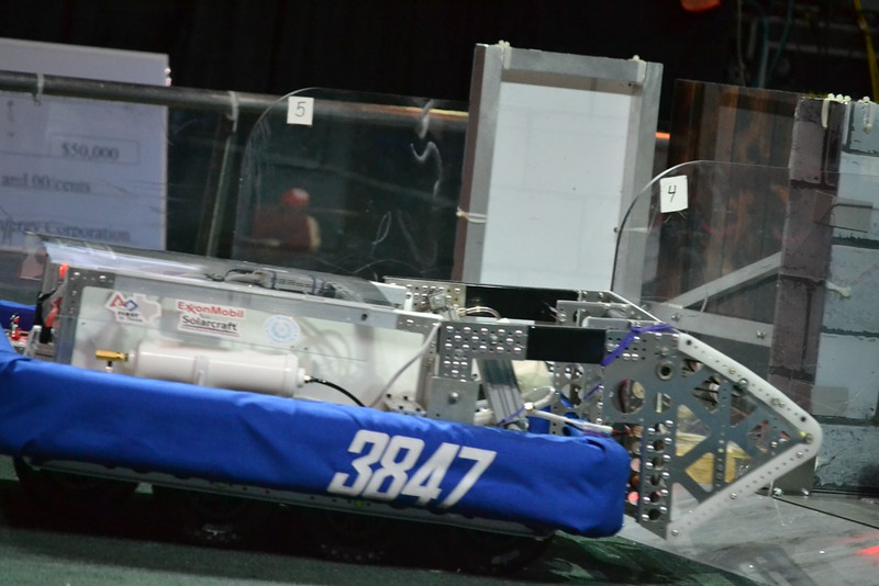 2016 FIRST Bayou Regional Robotics - Spectrum 3847 - 775
