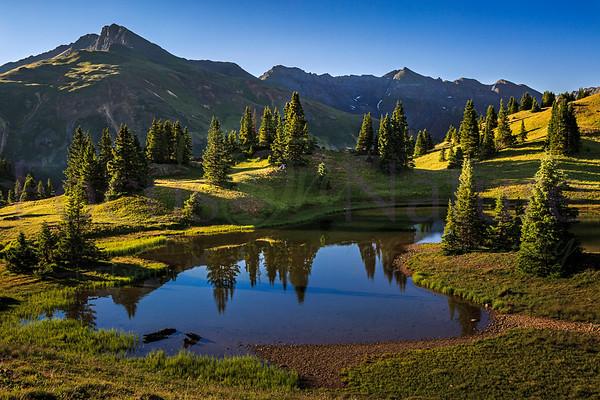 Colorado's San Juan Mountains Gallery