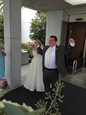 Andrea Taylor Wedding
