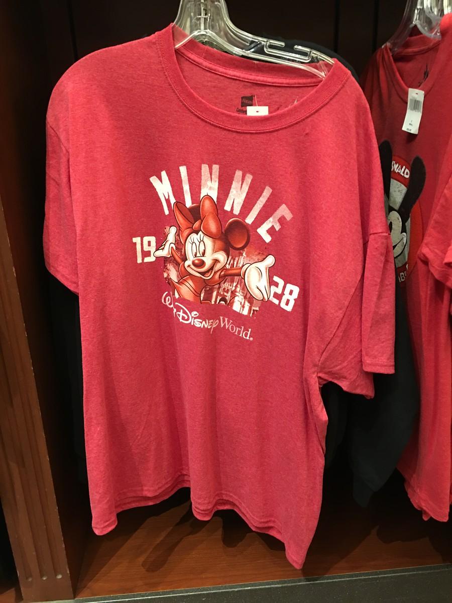 Minnie Mouse T-Shirt - Walt Disney World Magic Kingdom
