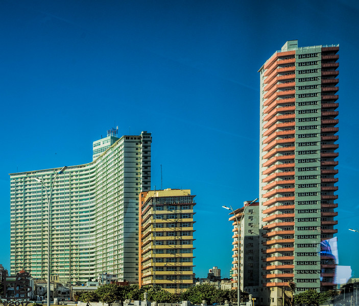 New Havana Buildings