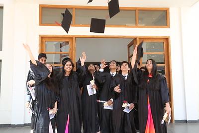 Graduation Day Class X CBSE (2016-17