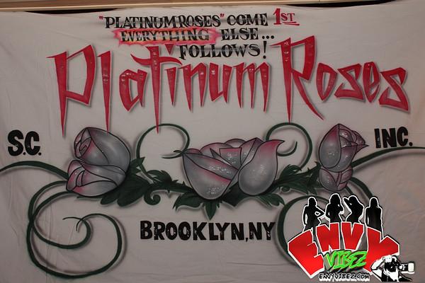 11/07/10 Platinum Rose Clothes Drive