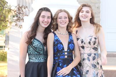 Kyra, Jess, & Maiti