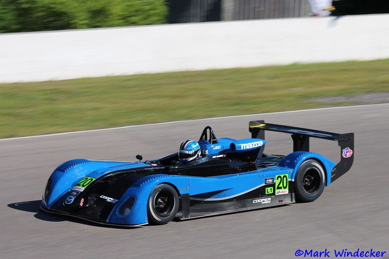 17th Matt McMurry JDC Motorsports