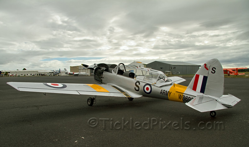 De Havilland DHC-1 Chipmunk 22 WB693