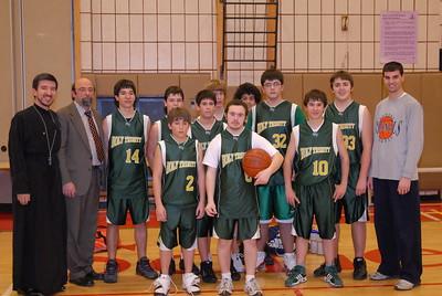 GOYA Basketball Tournament Saint Nicholas - January 28, 2007