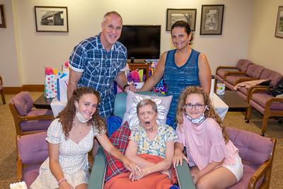 Mary's 74th Birthday Party