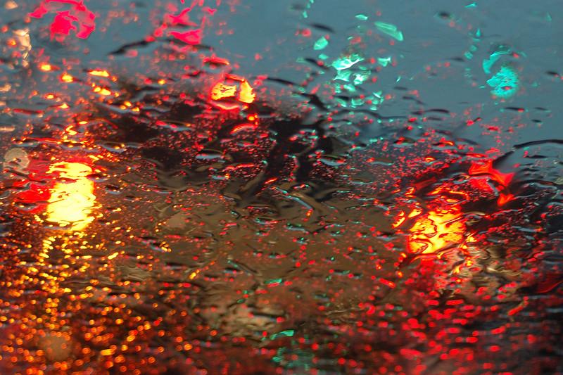"""It's raining, it's pouring ..."""