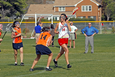 Cape Henry Collegiate - Lacrosse Girls Varsity 2007