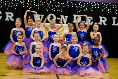 Wednesday 4:45 Beginning Ballet