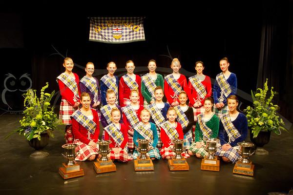 2011 Highland Dance Provincial Championship