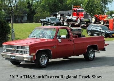 2012 ATHS SouthEastern Regional Truck Show
