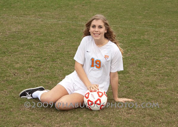 Boone Varsity Girls Soccer Team Pictures - 09