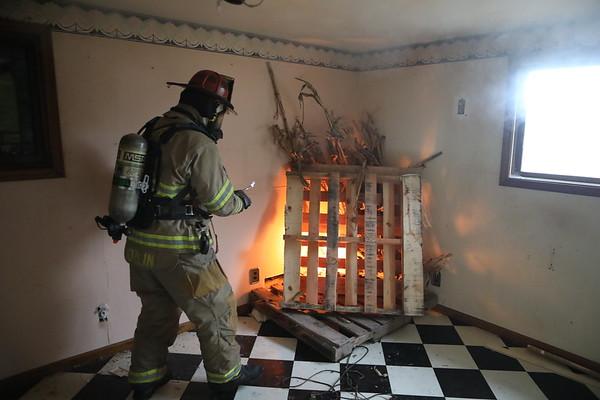 Newport Live Fire Rt 173