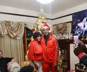 Christmas at Donna & Antonio 2020